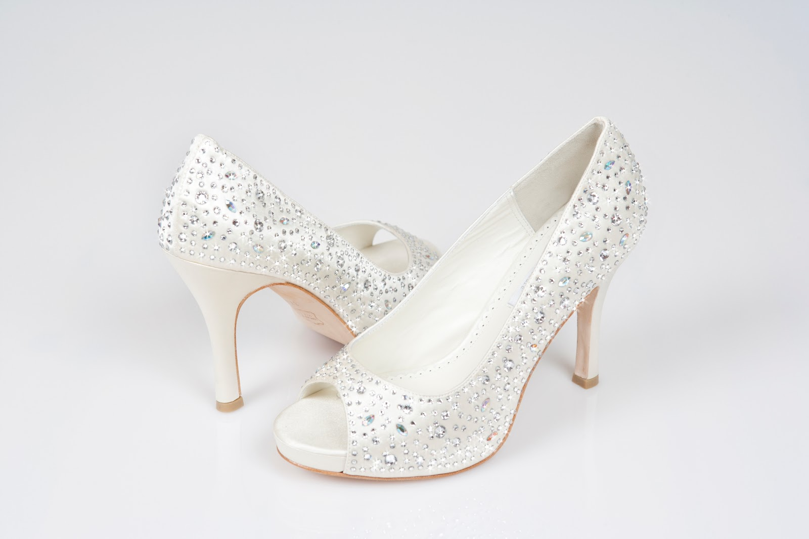 Shoes With Swarovski Crystals Uk