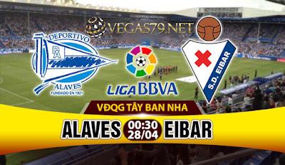 Nhận định bóng đá Alaves vs Eibar