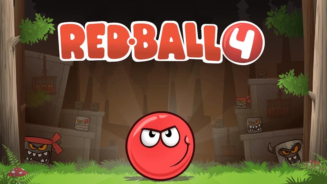 Red Ball 4 v 1.4.21 apk mod DESBLOQUEADO