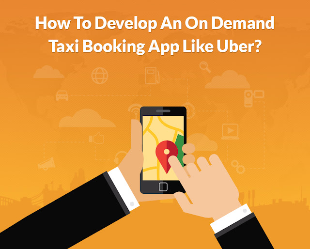 build taxi booking app