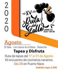 Ruta del Gallo 2020 - La Palma