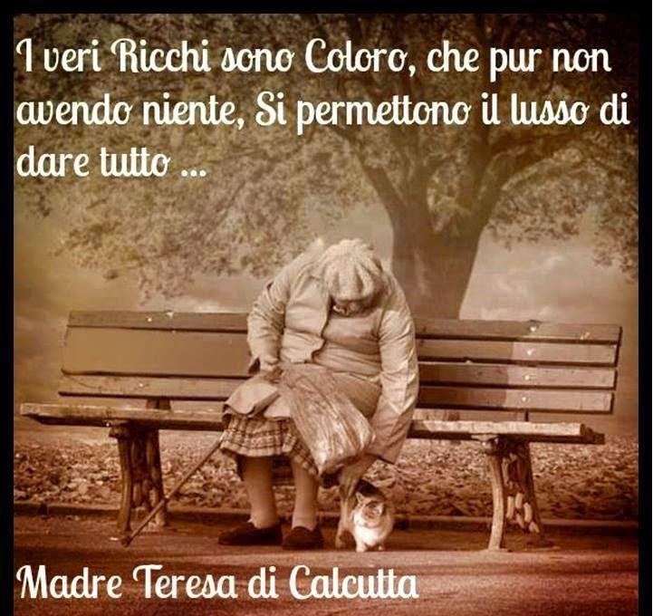 Eccezionale leggoerifletto: Siete lì - Madre Teresa di Calcutta EX42