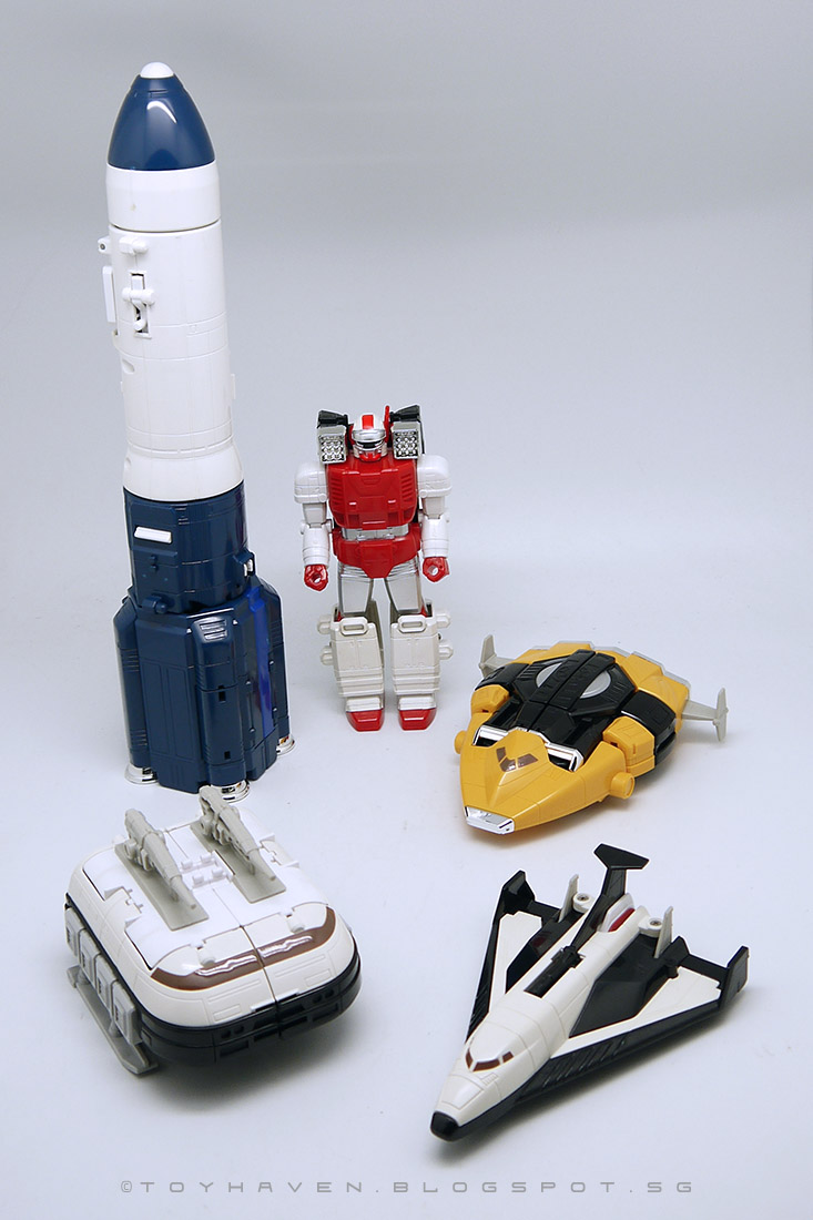power ranger space shuttle - photo #28