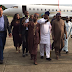 See the senator spotted with Atiku in the Airport Today