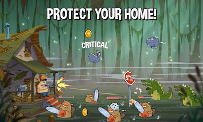 Swamp Attack v2.1.4 Mod APK Terbaru