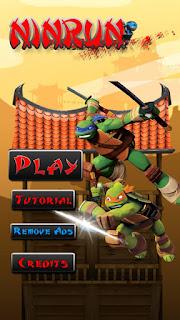 Game Mod - Ninja Run Mod APK Update Versi Terbaru