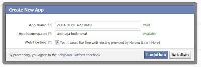 Cara Membuat Game Facebook - Game FB 2