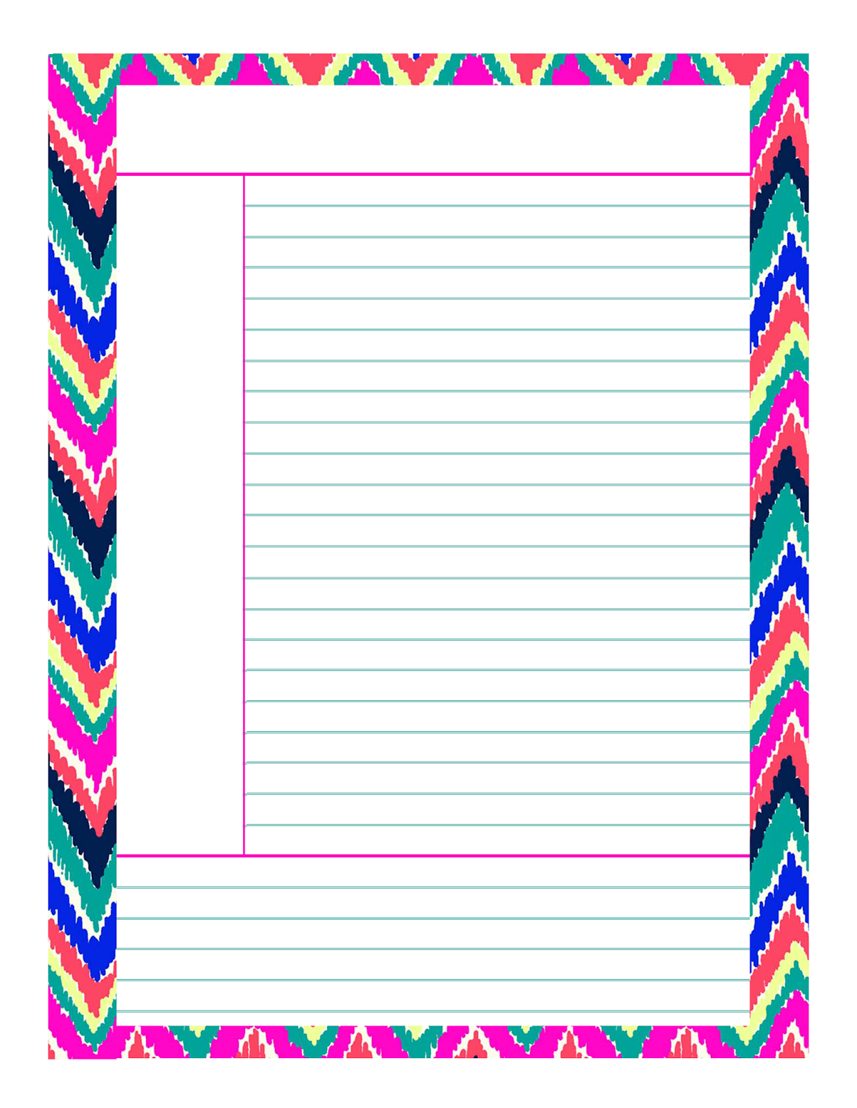 Printable Cornell Notes Template cornell notes template 51 free – Note Paper Template for Word