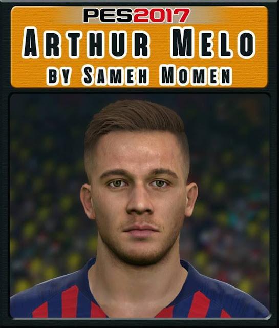 Arthur Melo New Face PES 2017
