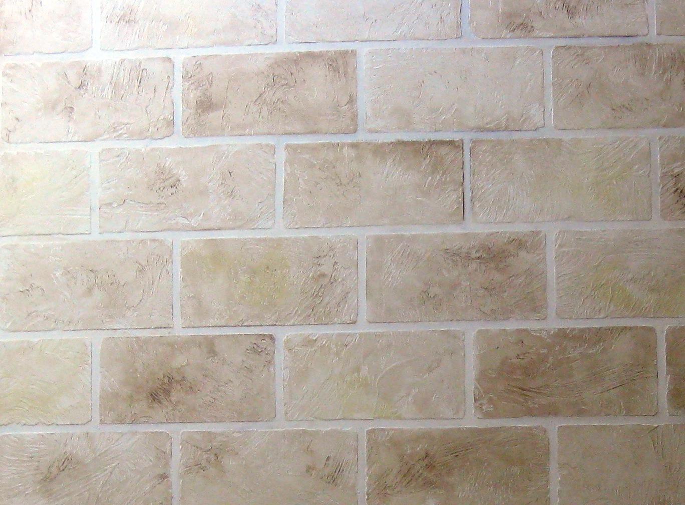 Array Of Color Inc Faux Concrete Block