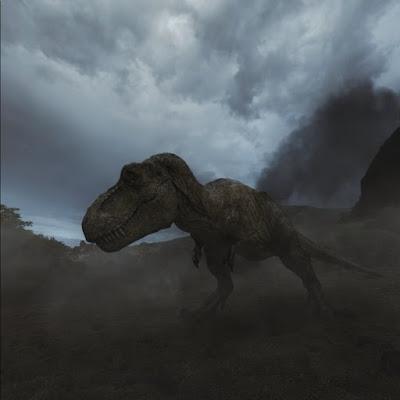 JURASSIC WORLD BLUE ティラノサウルス