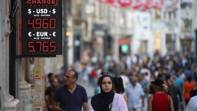 Πως οι επενδυτές γύρισαν την πλάτη στον Ερντογάν