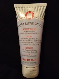 First Aid Beauty (F-A-B) Intense therapy ultra repair cream