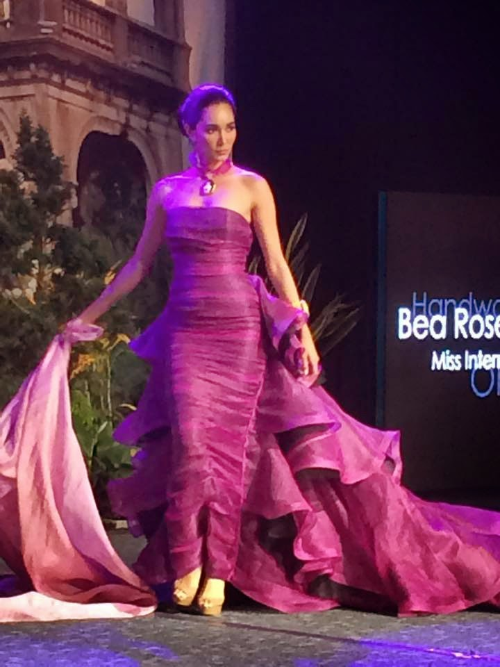 Bea Rose Santiago - OISCA - SMMX Convention Center Bacolod - Rene Salud