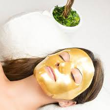 altın maske yapımı