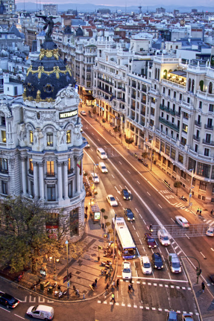 New Adventure: Madrid, Spain