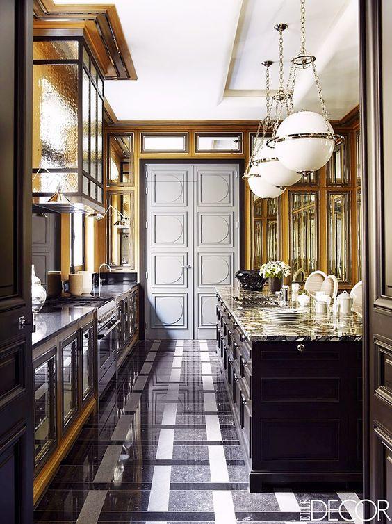 25 Kitchens in France {French Kitchen Decor Inspiration ...