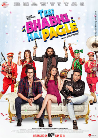 Teri Bhabhi Hai Pagle (2018) Movie Poster