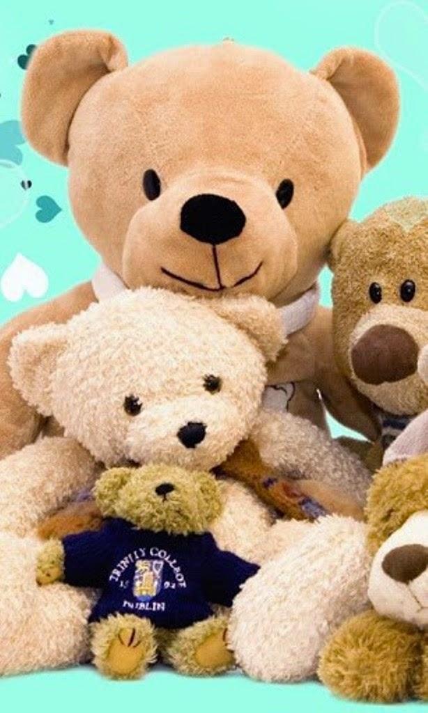 Cute Teddy Bear Live Wallpaper Free Download Download Wallpapers Lucu Gallery