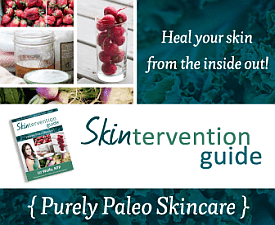 Skintervention Purely Paleo Skincare