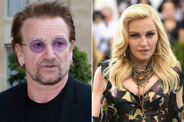 Bono, Madonna named in the leaked Paradise Papers Onlinelatesttrends