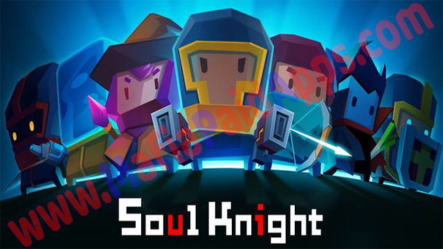 Soul Knight 1.5.2 Mod (Unlimited Money,Unlocked) Apk for android