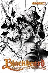 Râu Đen: Huyền Thoại Vua Hải Tặc – Blackbeard: Legend of the Pyrate King – Truyện tranh