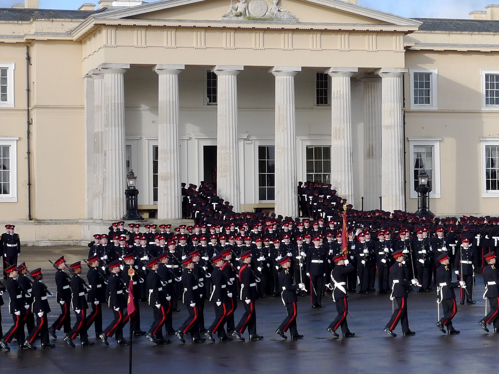 Simplicity is the New Black: Sandhurst - The Sovereign's ...