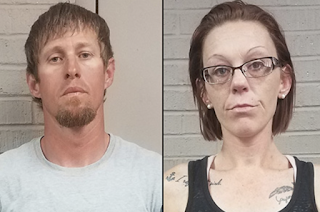 Cops: Louisiana Couple Recorded Explicit Acts At Public Library, Walmart, Burger King