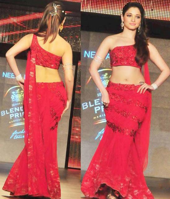 Bollywood Actress Saree Collections: South Indian Actress