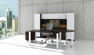 Verde Modern Office Desk