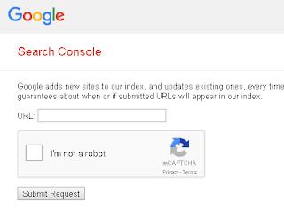 Google Search Console Lawas