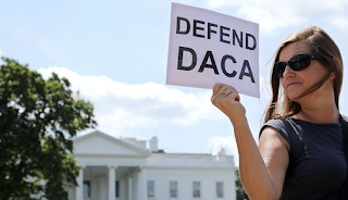 DACA immigrants terrified as Trump decides their fate