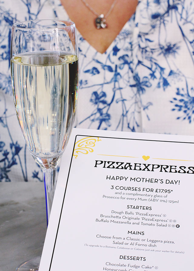 Pizza Express Mothers' Day