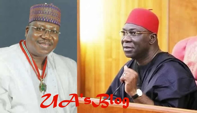 Ekweremadu, Lawan disagree over number of APC, PDP senators