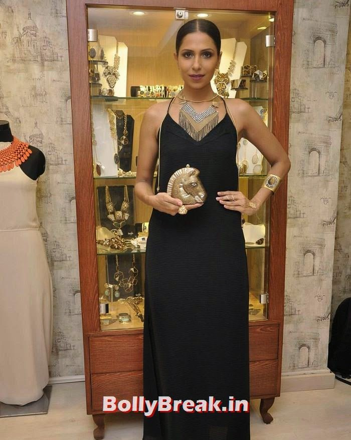 Candice Pinto, Pics from Bansri Mehta Jewellery Lounge Preview