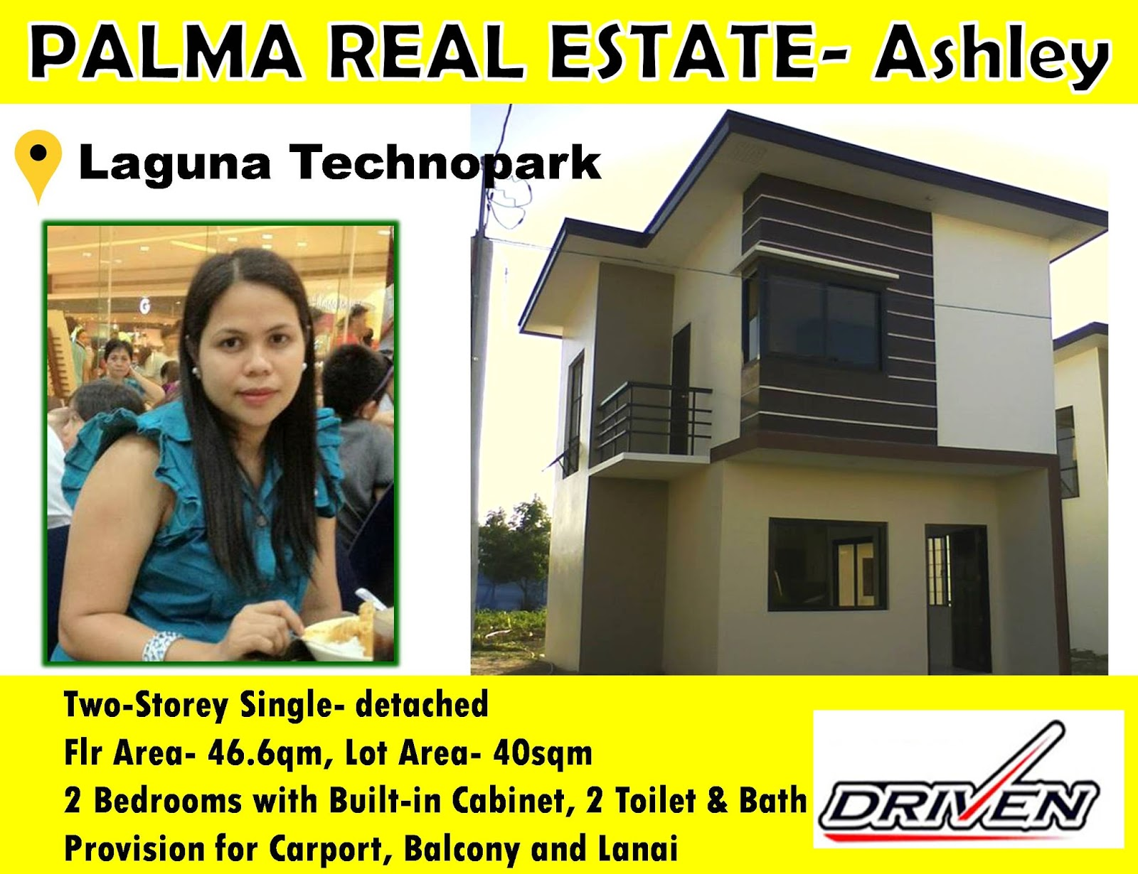 Low Cost Housing In The Philippines Palma Real Residential Estates Single Detached House And Lot In Laguna