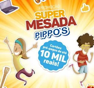 Promoção Pippo's 2019 Mesada 10 Mil Reais - São Braz Alimentos