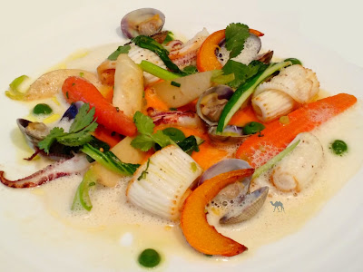 Le Chameau Bleu - Blog Gastronomie Restaurant  - Restaurant KGB Paris