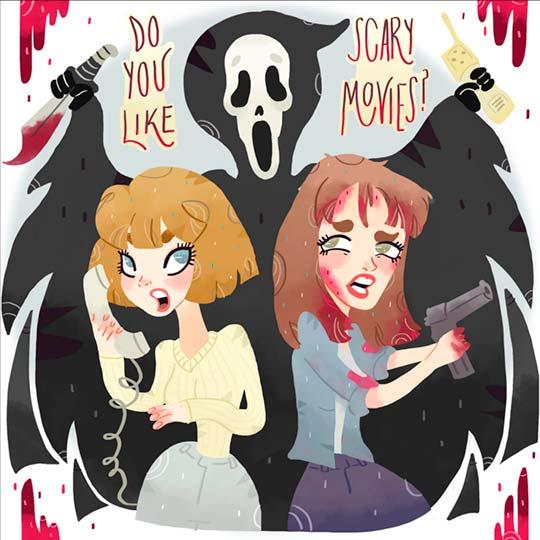 Ilustración de Alejandra Olivia Cervantes