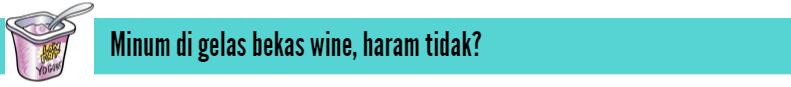 sertifikasi produk halal dan haram