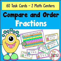 Order and Compare Fractions