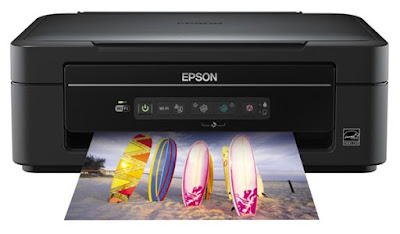 Epson Stylus SX235W Driver Download and User Manual