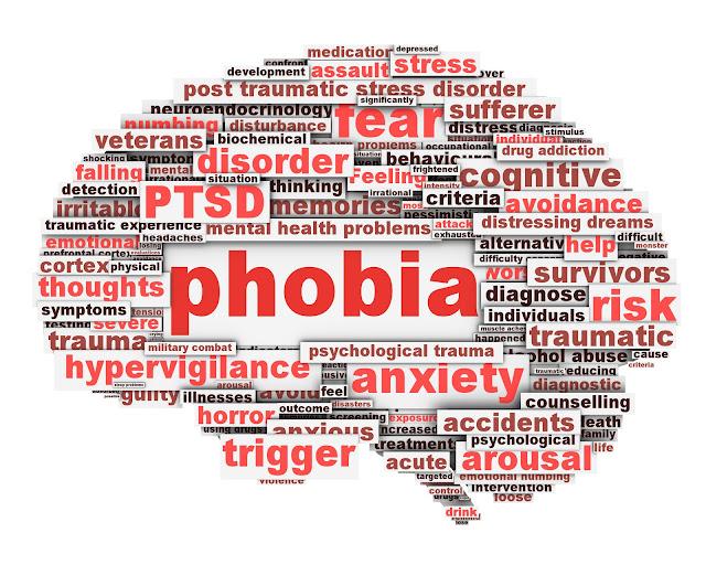 Pengertian Phobia, Apa Phobia Itu?