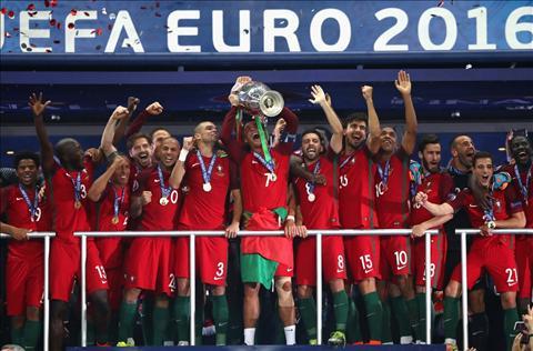 ĐT Bồ Đào Nha mới vô địch Euro 2016