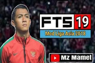 FTS 19 Full League Asia V2 Mod by Mz Mamet