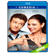 Amigos con beneficios (2011) BRRip 1080p-720p Audio Dual Latino-Ingles