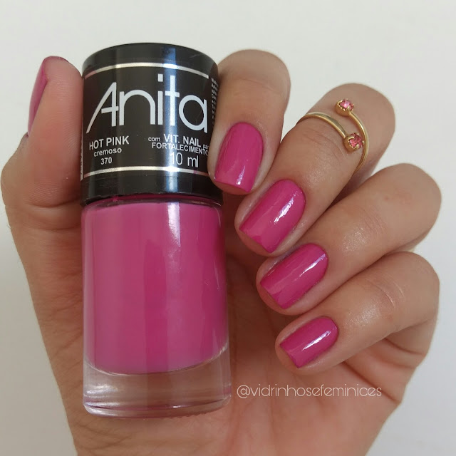 Hot Pink Anita
