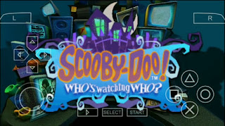Scooby Door Who's Watching Who ISO PPSSPP