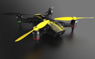Spesifikasi Xiro Xplorer Mini Drone - OmahDrones